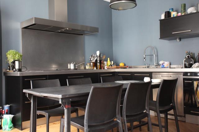 cuisines am nag es simard artisan menuisier paris 75009. Black Bedroom Furniture Sets. Home Design Ideas